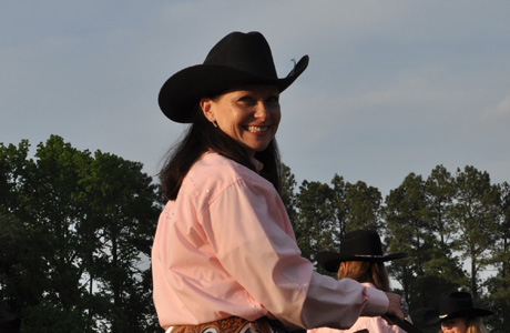 May 2011: Barrel Racer