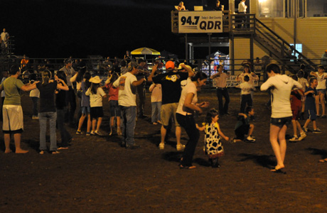 May 2011: Evening Crowd