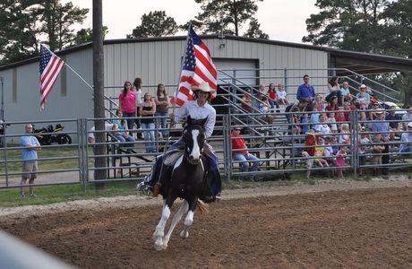 May 2011: Flag Girls 2