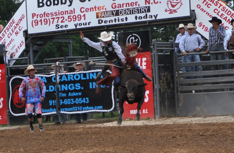 May 2011: More Bull Riding